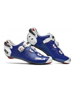 Sidi Wire 2 Carbon Roadracing shoes-Blue-White-42