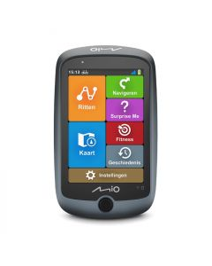Mio Cyclo Discover Connect GPS cycling navigation-Wit