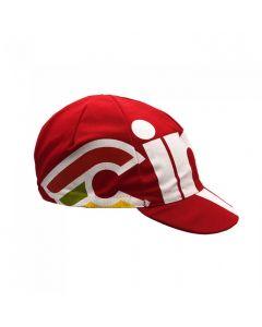 Cinelli Nemo Tig cap-Cherry Bomb red