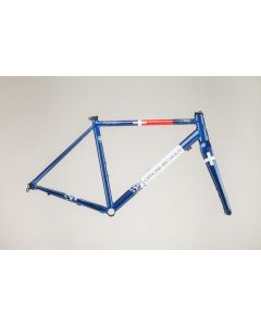Battaglin Power+ disc frameset-Blue-M