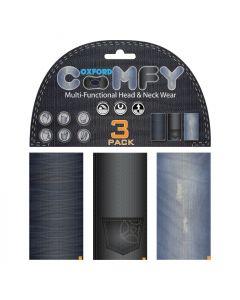 OXC Comfy neckwarmer (3 pieces)