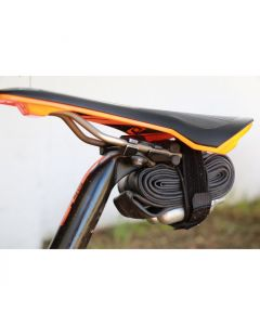 RapStrapz Saddle mount-Black