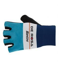 Santini Team De Rosa Replica gloves