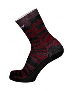 Santini La Vuelta La Huesera socks