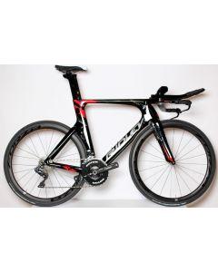 Ridley Dean Fast Ultegra Di2-Black-Red-S