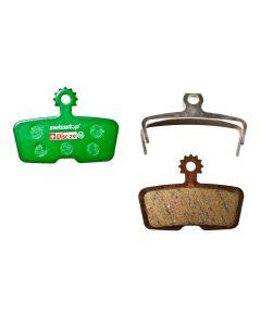 Swissstop Disc 29 Avid Code R 2011 disc brake pads-Green