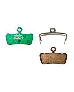 Swissstop Disc 31 Avid Avid XO Trail & Sram Guide disc brake pads-Green