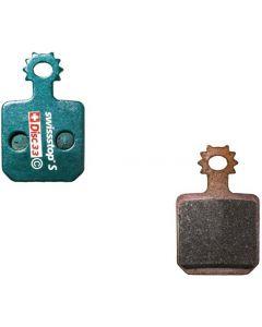 Swissstop Disc 33S Magura MT5/7 disc brake pads-Green