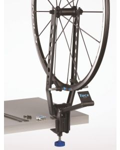 Tacx T3175 Exact wheel truing stand-Black