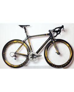 Trek Madone 6.9 Pro Livestrong-black -yellow-56