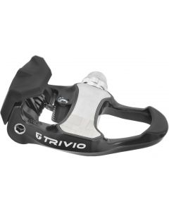 Trivio Race carbon SPD SL pedalset incl. cleats-Black
