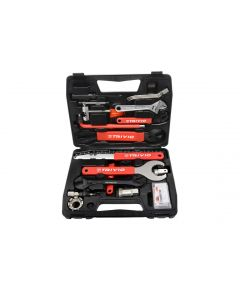 Trivio Starter toolbox (18-pieces)-Black