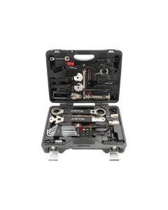Trivio Expert tool case-Black