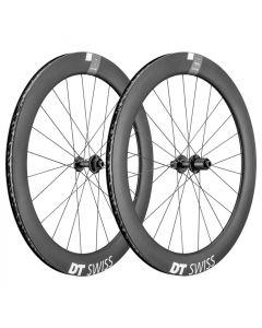 DT Swiss ARC1400 Dicut 50 disc wheelset-Black