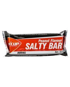 Wcup Salty Bar energy bar-Peanut-55gr