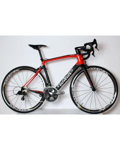 Wilier 110NDR Record 12-black -Red-L
