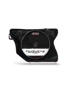 Scicon Aerocomfort Wilier Edition triathlon bag-Black