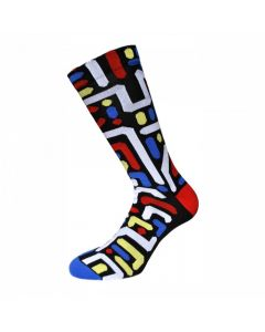 "Cinelli Yoon Hyup 'City Lights"" socks"