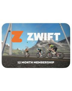 Zwift Gift Card (12 months)